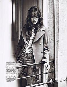 Vogue Paris September 2014 - Photography Lachlan Bailey  Styling Géraldine Saglio