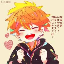 Image shared by ♡ Piper McLean ♡. Find images and videos about cute, anime and kawaii on We Heart It - the app to get lost in what you love. Haikyuu Funny, Haikyuu Fanart, Haikyuu Anime, Anime Chibi, Kawaii Anime, Manga Anime, Hinata Shouyou, Haikyuu Karasuno, Kagehina