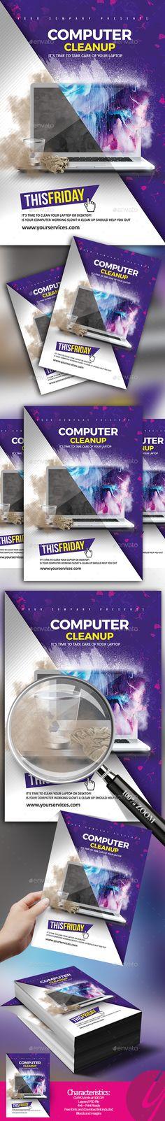 Computer Clean Services - Miscellaneous Events