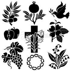 christian symbols - Google Search