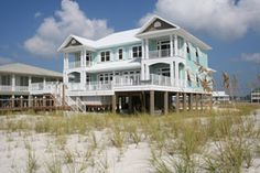 Windswept Gulf Shores Vacation House Rental | Meyer Vacation Rentals
