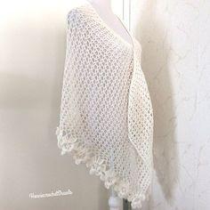 Crochet Flower Scarf, Lace Scarf, Crochet Scarves, Crochet Shawl, Crochet Flowers, Crochet Lace, Bridal Shawl, Wedding Shawl, Capelet