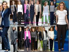 Flashback of Queen Letizia's style during 2016