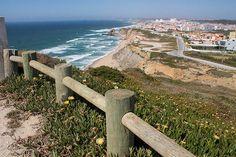 Praia de Santa Cruz em Torres Vedras - Portugal