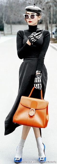 Ideas fashion week street style paris ray bans for 2019 Street Style Chic, Street Style 2014, Miuccia Prada, Fashion Week Paris, Camila, Designer, Ideias Fashion, Personal Style, Fashion Design