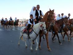 Parade in Sant'Antioco, Sardinia - photo by Francesca Lerenies