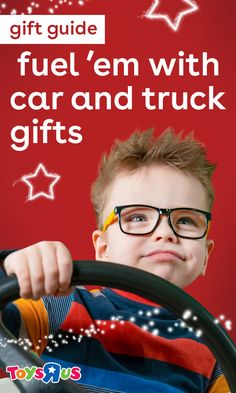 Got some little racers on your holiday gift list? Check out these toy cars and toy trucks that zoom and dash at high speeds. From the racetrack to the ceiling, these gifts for kids are sure to bring high-octane fun.