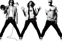 3 for the price of 1: julian casablancas, santogold & pharrell williams for converse.