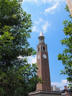 UNC-Chapel Hill Bell Tower