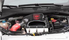Abarth 500 Pista R40 Carbon Airbox by Cadamuro Design