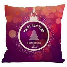 Vovotrade New Christmas Cotton Linen Pillow Case Sofa Cushion Cover Home Decor 17.7  Christmas 2017 is going to be more festive than ever therefore consider using cute Christmas accent pillows.  Christmas throw pillows come in many different fabrics, textures, styles and colors.   I decorate my home with green and red Christmas color scheme therefore I use a great deal of red Christmas accent pillows along with green holiday throw pillows.  Additionally, I use pops of silver and purple to…
