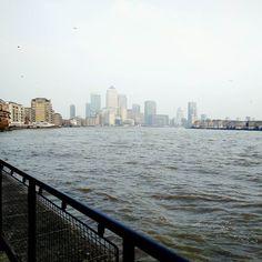 Where we call home! #canarywharf #london #thamespath by level39cw