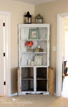 21 Best corner cabinet living room images | Bed room, Diy ideas for ...