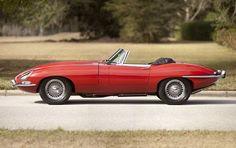 Jaguar XKE 1965