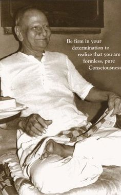 firm determination ...Nisargadatta Maharaj Quotes, Nisargadatta Quotes, Nisargadatta Sayings