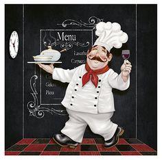 Litoarte chef menú