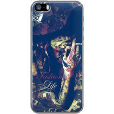 """New Phone Case """"Fashion Life Forever"""" Par Eric Lapierre"""
