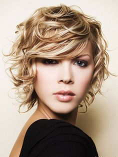 short curly hair - Google Search