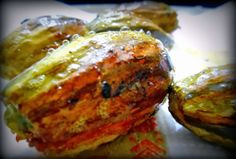 Potoler Dolma or Minced Mutton stuffed in pointed gourd