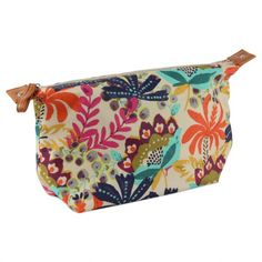 Floral cosmetic case | Paperchase