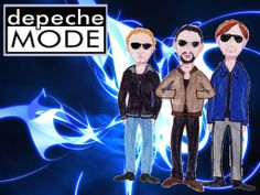 Listen to Freak Out! Monography #19 - DEPECHE MODE