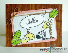 Paper Smooches: Let's LEAP into...