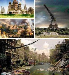 At World's End: 25 Post-Apocalyptic Artistic Visions