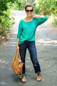jillgg's good life (for less) | a style blog-- cute fall weekend look