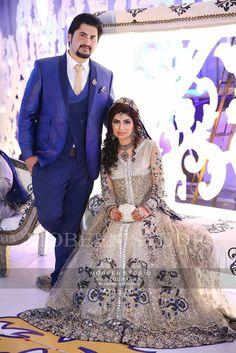 Walima Dress, Pakistani Wedding Dresses, Beautiful Pakistani Dresses, Indian Dresses, Pakistan Wedding, Indian Bride And Groom, Asian Bridal, Party Wear Dresses, Celebrity Dresses