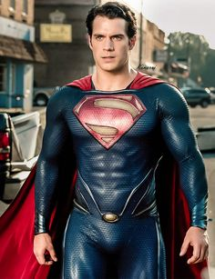 Henry Cavill photo edit by Kinorri