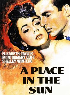 A PLACE IN THE SUN with Elizabeth Taylor and Montgomery Clift is on #AmazonPrime…