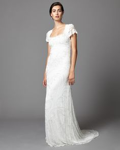 Phase Eight Eliza Wedding Dress Cream