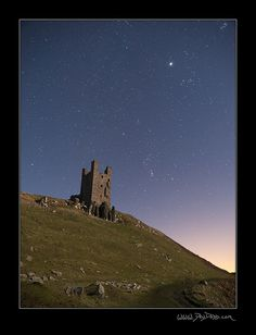 All sizes | Lilburn Tower, Jupiter, Orion and the moonlight | Flickr - Photo Sharing!