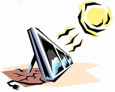 Many pros and cons of solar energy