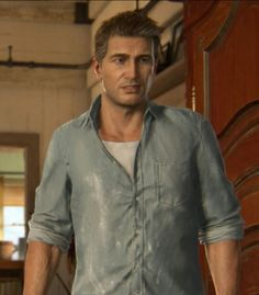 Nate Uncharted A Thief's End, Uncharted Series, Nathan Drake, Third Person Shooter, Best Games, Game Art, Saga, Playstation, Videogames