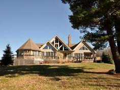 Deep Creek Lake House Rental: Moondancer-Lake Front!