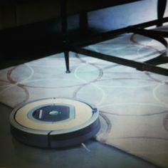 Tentez de gagnez cet aspirateur robot #iRobot #Roomba 776p