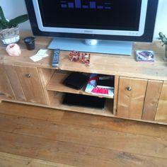 Zelf te maken tv meubel