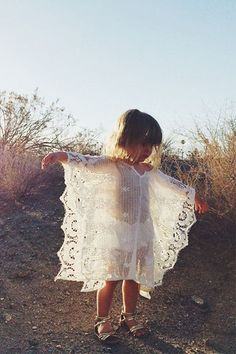 festival brides || let them be little: mini maid style