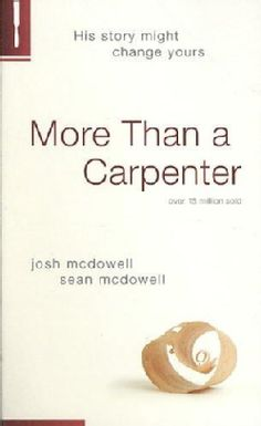 Shop for More Than a Carpenter (Paperback). Free Shipping on orders over $45 at…