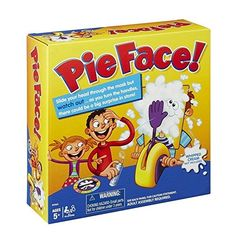Dreamslink Pie Face Game Assembled Board Games and Toys - 12.88