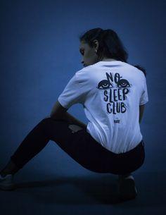 New club member  No Sleep Club T-Shirt
