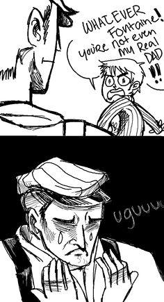 FATHER OF THE YEAR by ~SHADOWxxxMIMZ on deviantART Bioshock Comic