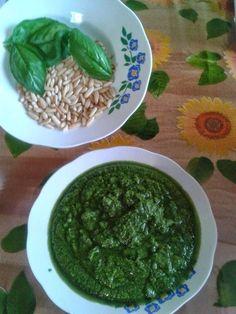 ⇒ Le nostre Bimby Ricette - Consigli per cucinare col Bimby: Bimby, Pesto alla Genovese