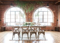 This renovated warehouse style building is the perfect space to host an offsite, creative brainstorming session, meeting, unique event, production or private party. Features plenty of warm red brick, a private outdoor courtyard, open floor plan with exposed brick, hardwood floors large windows for a bright, sunny space.
