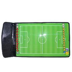 16K Magnetic Football Tactics Board Football Table Equipment