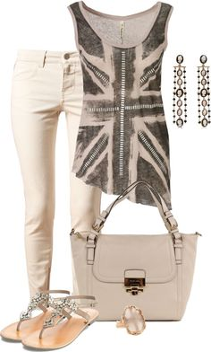 """Untitled #2822"" by lisa-holt ❤ liked on Polyvore"