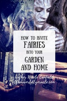can you attract fairies to your garden and home? These are the steps to attracting fairies to your garden and home with fairy offerings and houses. Fairy Spells, Garden Spells, Witchy Garden, Fairies Garden, Wicca Witchcraft, Magick Spells, Wiccan Witch, Fee Du Logis, Nature Spirits