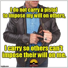Why I carry! - Conceal & Carry Network Forum