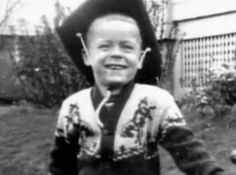 """When Ted Bundy was three-years-old he lifted up the covers of his fifteen-year-old aunt's bed as she slept and slipped in three butcher knives beside her. According to Ted's aunt:   """"He just stood there and grinned. I shooed him out of the room and took the implements back down to the kitchen and told my mother about it. I remember thinking at the time that I was the only one who thought it was strange. Nobody did anything."""""""